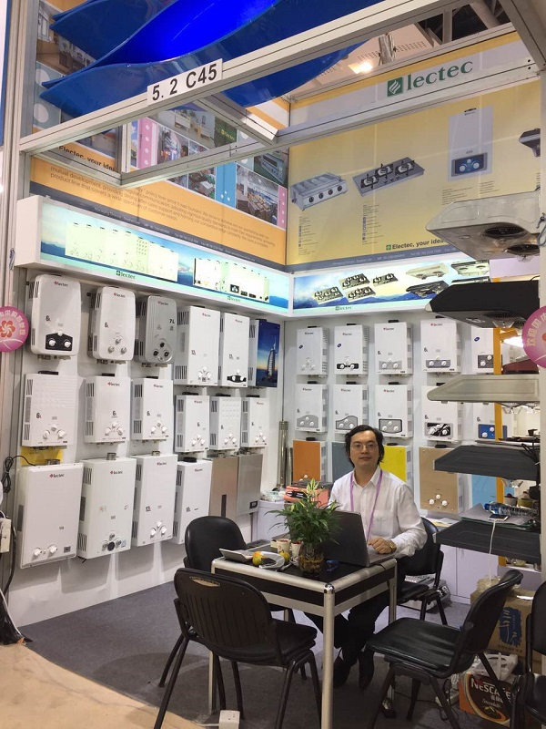 Canton Fair 5.2C45 Apr 2017
