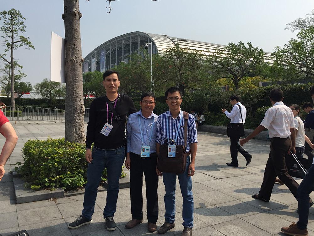 2016 China Import & Export Fair (Canton Fair)