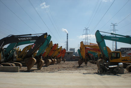Good Used Construction Machines