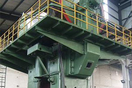 Friction Type Forging Machine