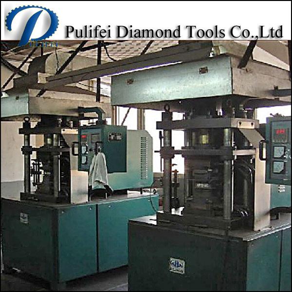 Pulifei Segment Production Machine