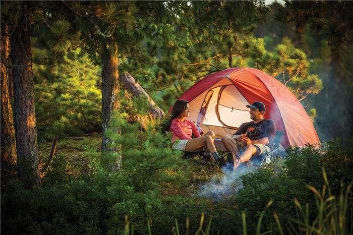 Enjoy camping,Enjoy life