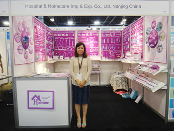 Representative Hospital & Homecare 2014 FIME USA