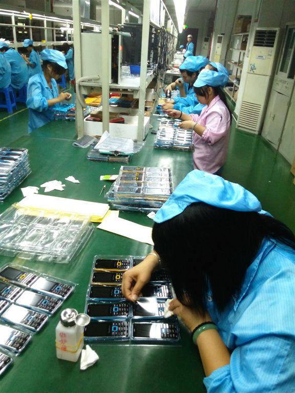 oem bar phone production