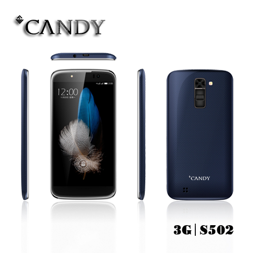 Android 5.1 5inch QHD 2MP+5MP Camera 3G Smartphone