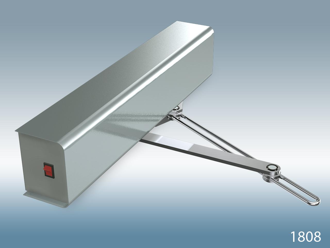 Delux swing door operator model 1808
