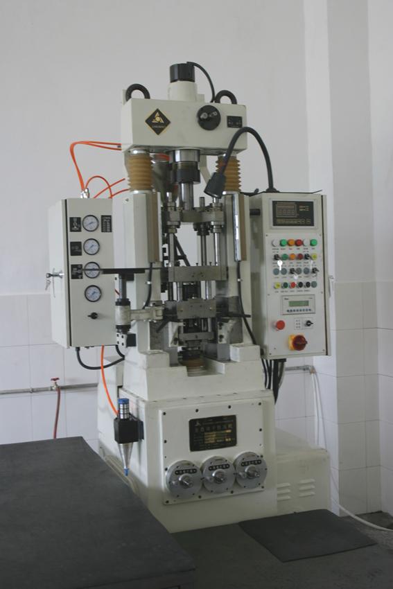 TPA PRESS MACHINE