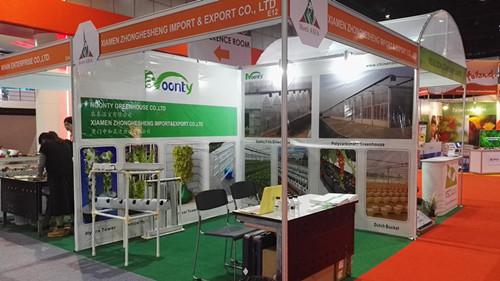 Horti Asia Exhibition in Thailand