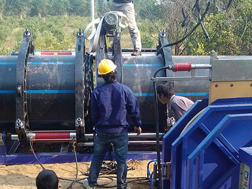 BRDH-800/1200 worked in field site