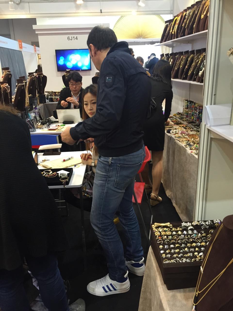 Hongkong Jewelry Show