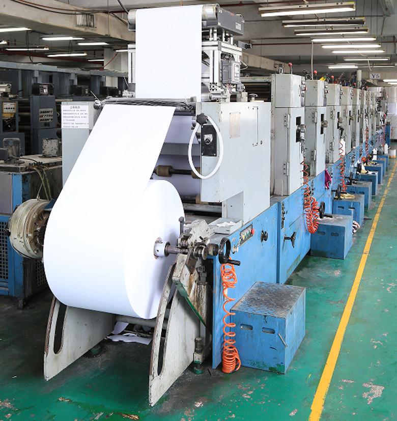 Air waybill Rotary Printing Machine