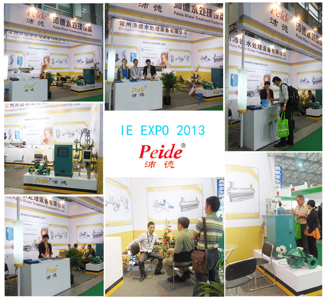 IE EXPO 2013