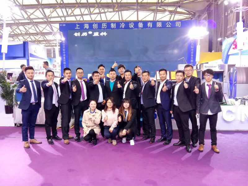 Snooker Ice Machine Sales Team