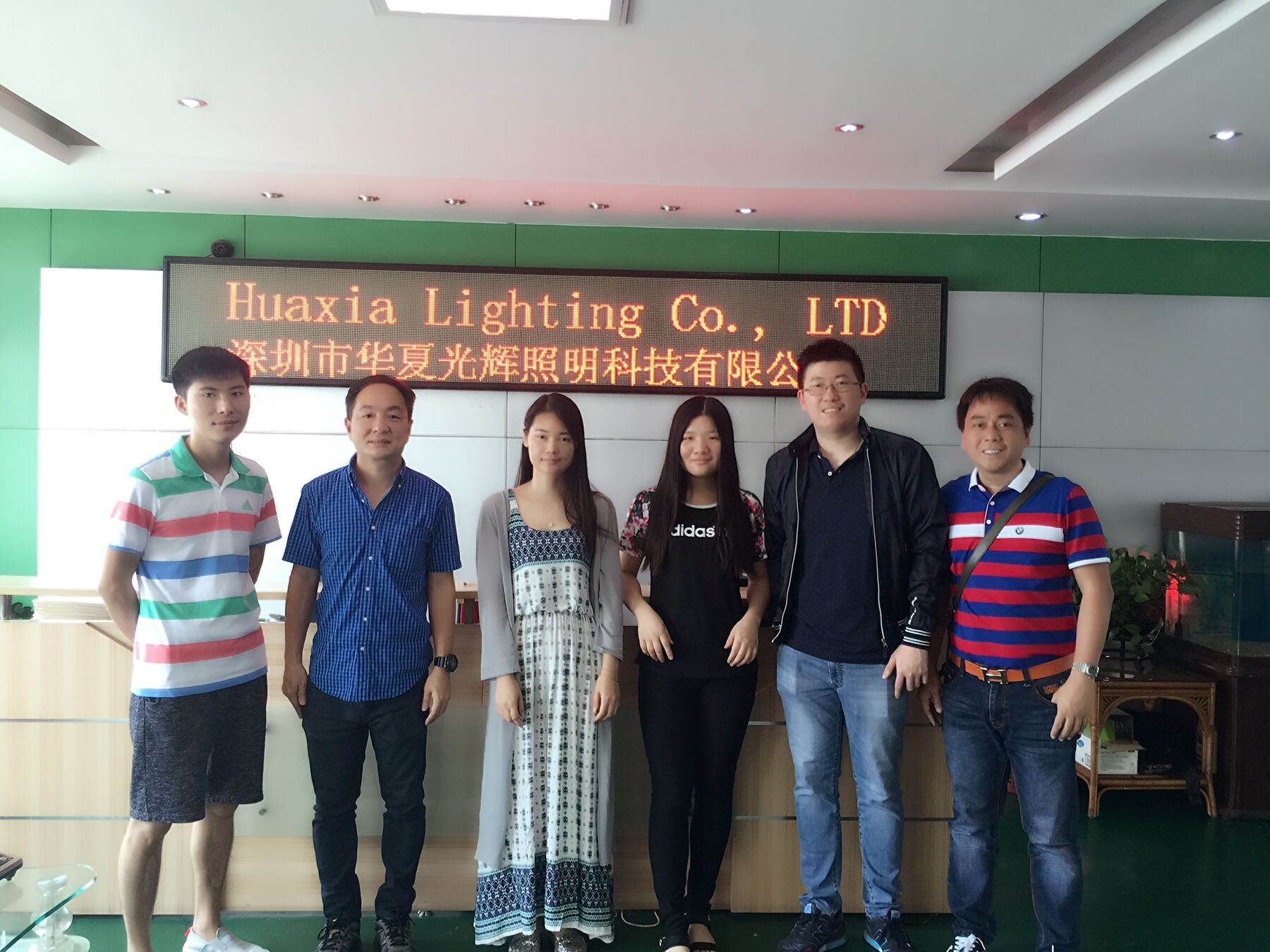 Philippines Customer visited our factory