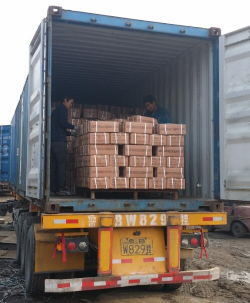 Loading Containers PIL