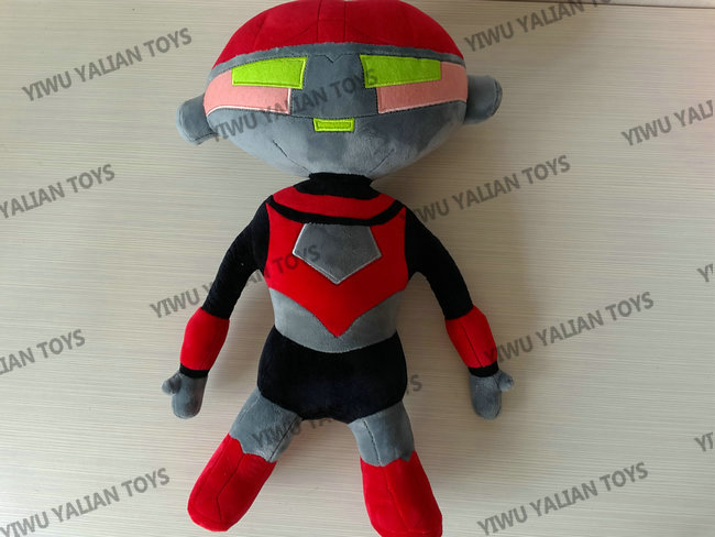 custom stuffed toy sample