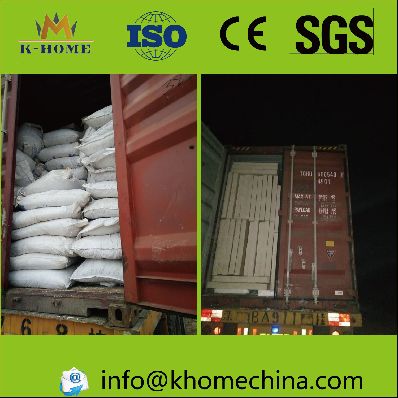Magnesium panel chicken house to Ethiopia