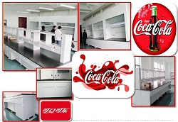 Cocacola laboratory project