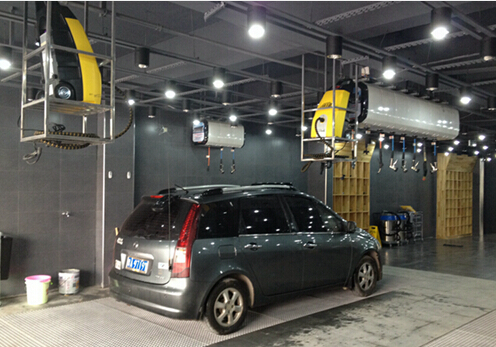 car whasing shop