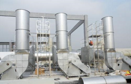 Comprehensive solution for diesel power generating