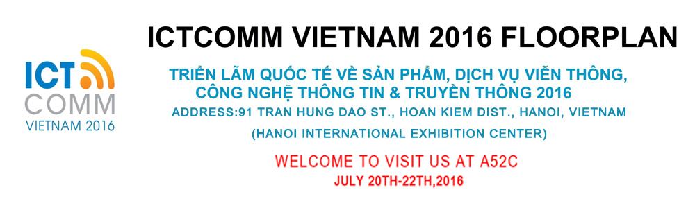 ICT COMM Vietnam Fair