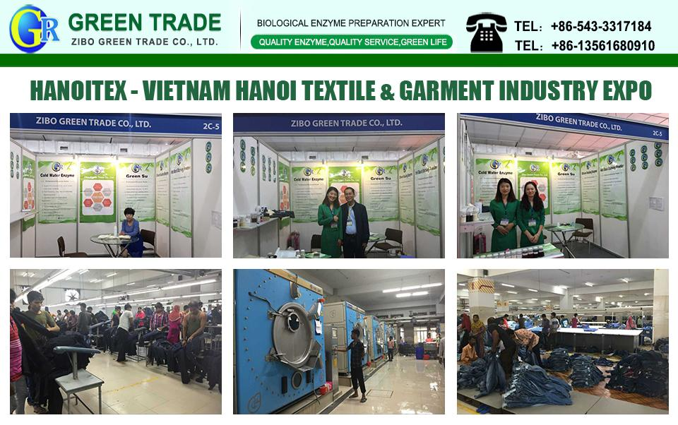 Vietnam Hanoi Textile & Garment Industry Expo