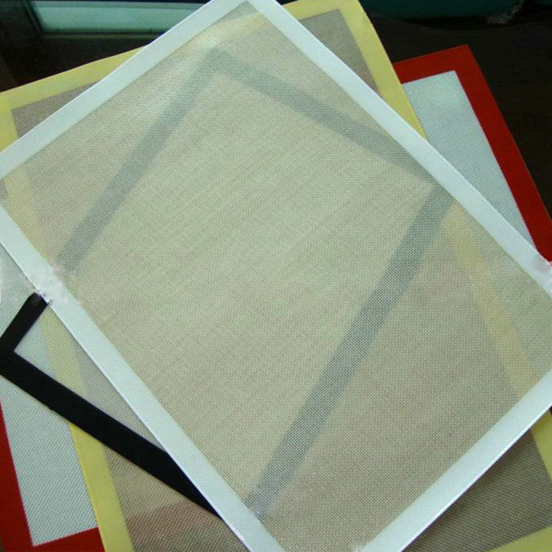 Kneading dough mat high-temperature oven baked silica gel pad
