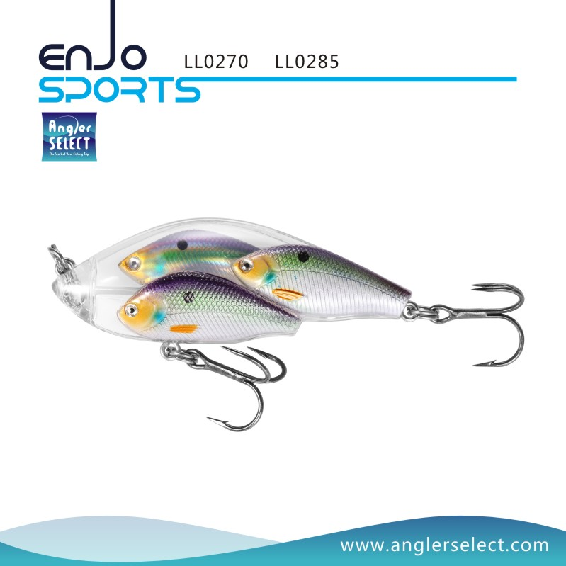 Lipless Fishing Lure (LL0270)