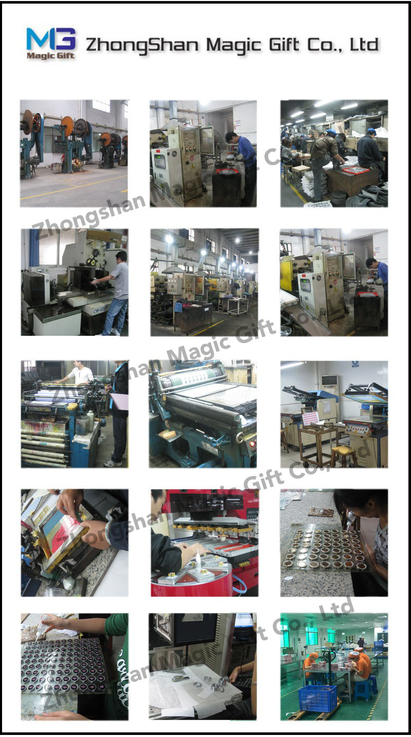 Our workshop and machine