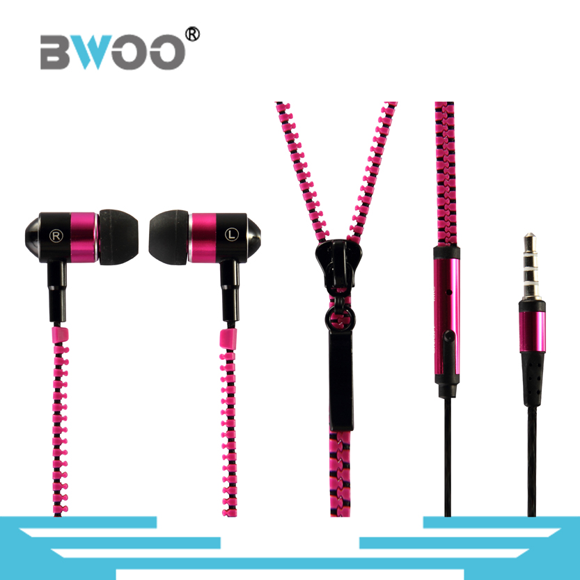 Customized Earphone With Mix Color