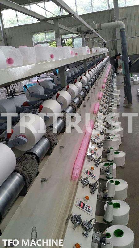 Tritrust Factory-TFO Machine