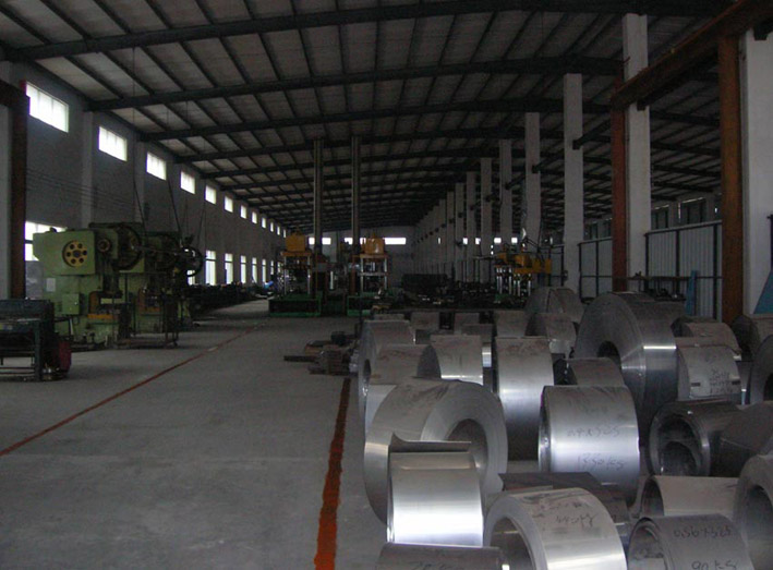 STAMPING PLANT