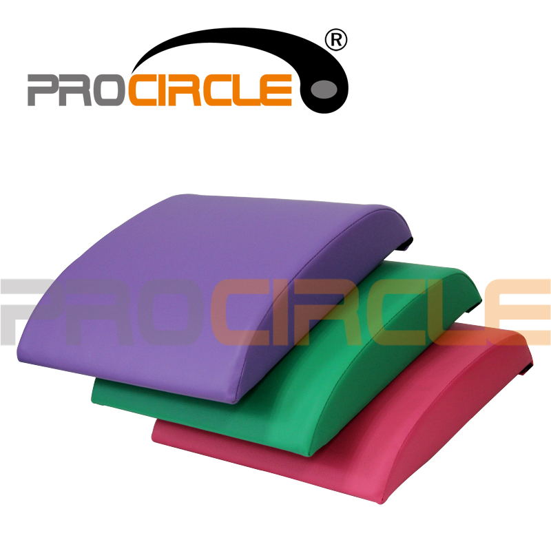 Colorful Firm Abdominal Ab Exercise Mat Core Trainer (PC-AB1004)