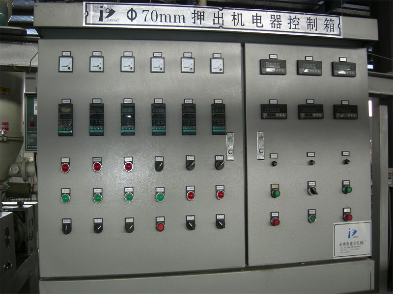 Equipment for Jacket Process
