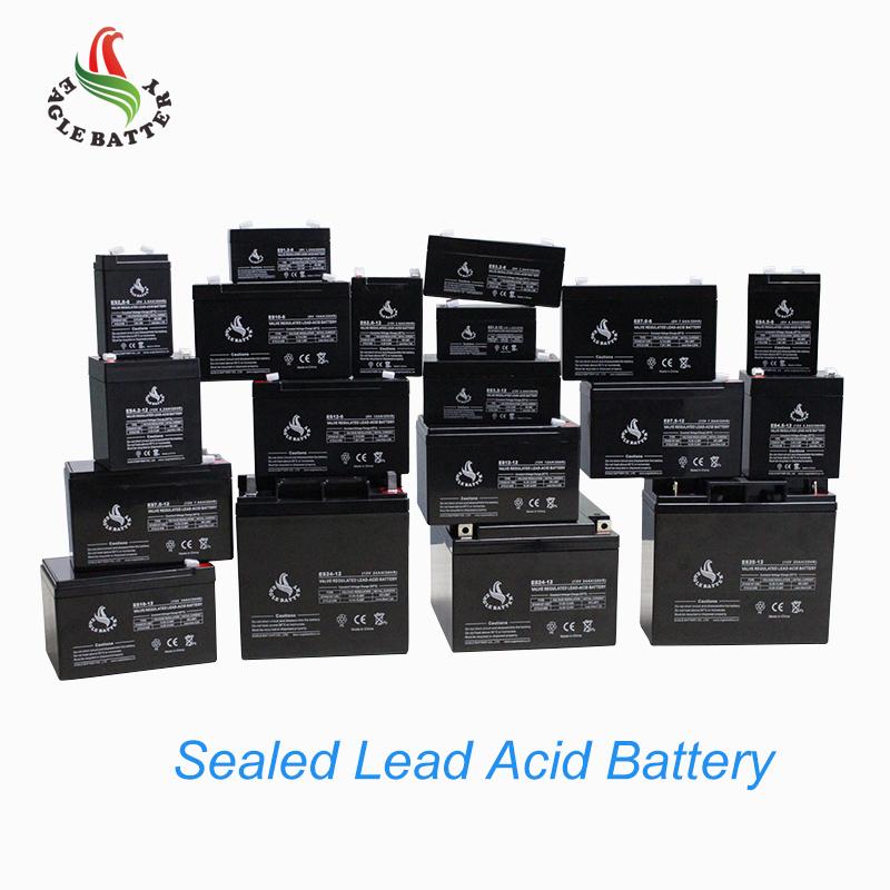 General Sealed lead acid battery