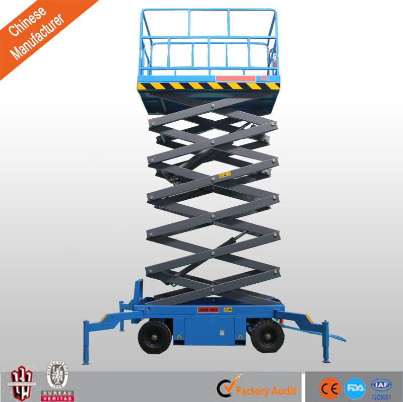 mobile scissor lift