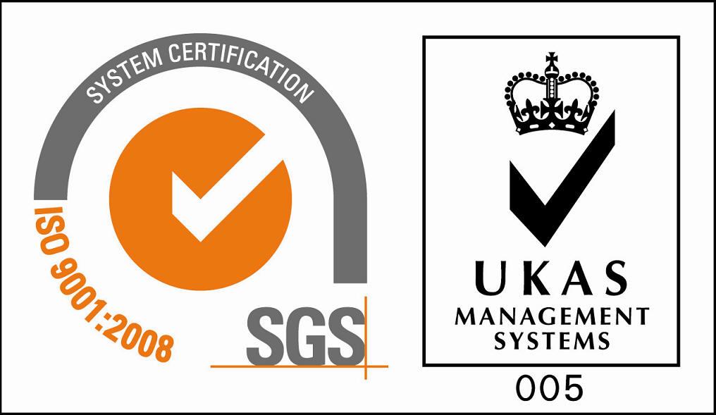 SGS_ISO 9001 Certificates