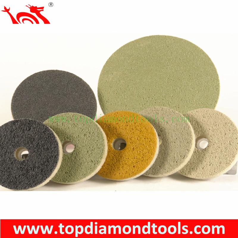 Diamond Sponge Floor Polishing Pads