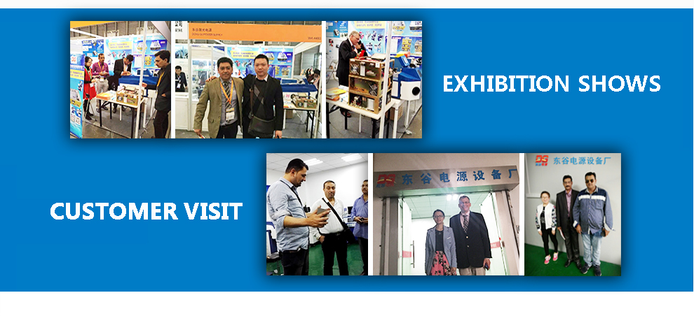 Exhibition Shows and Customer Visit