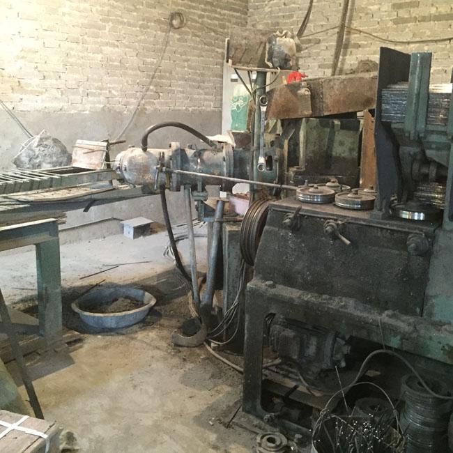 Production Workshop 8