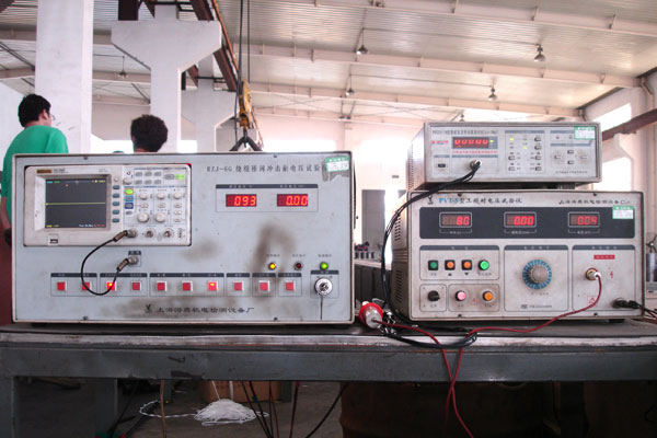 Integrated Stator Inspection
