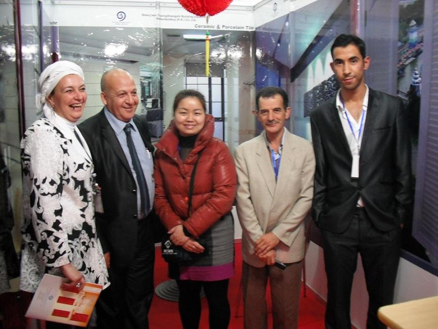 Algeria Batimatec Exhibition 2012