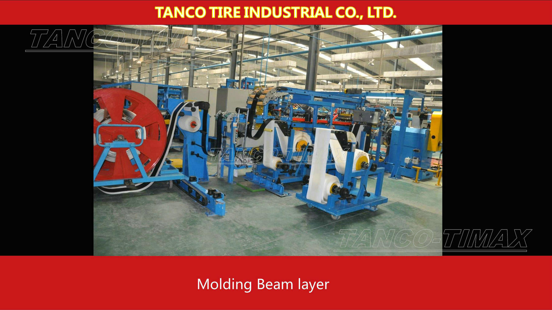7. Molding beam layer