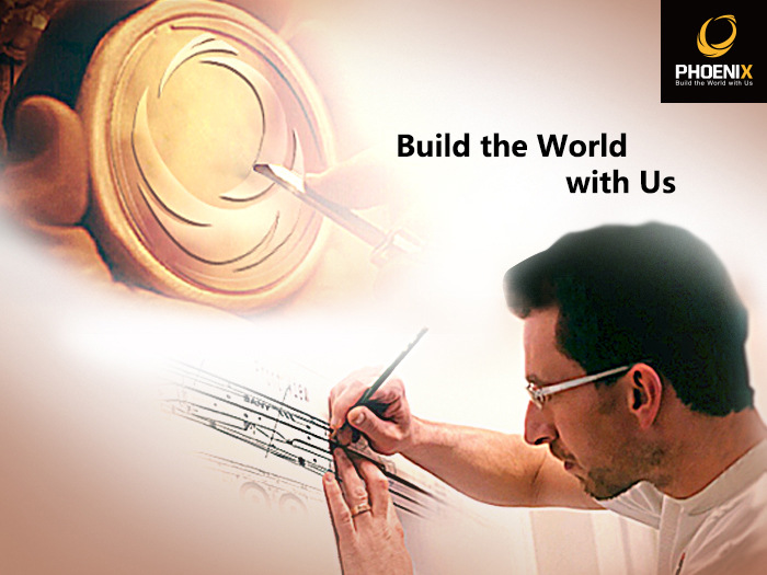 Build the World with Us