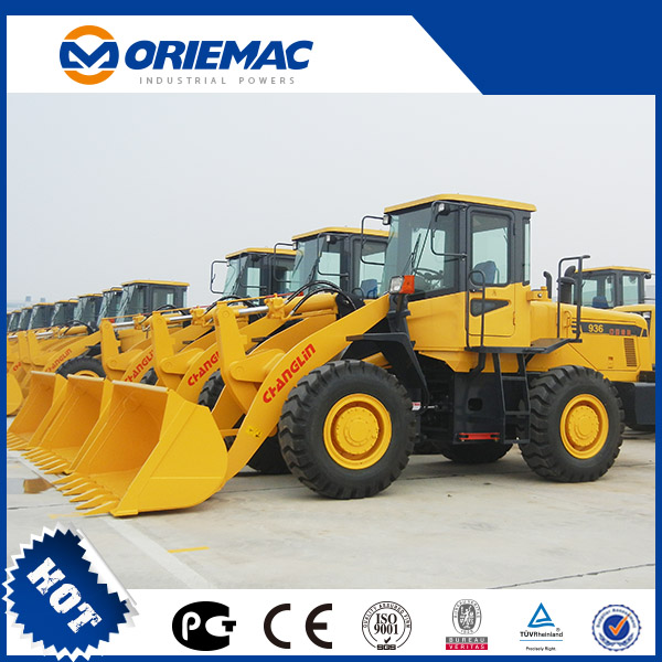 Changlin 3 ton wheel loader 937H