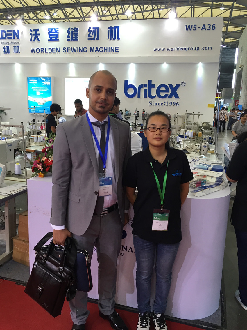 Customer Visit Our Exhibition