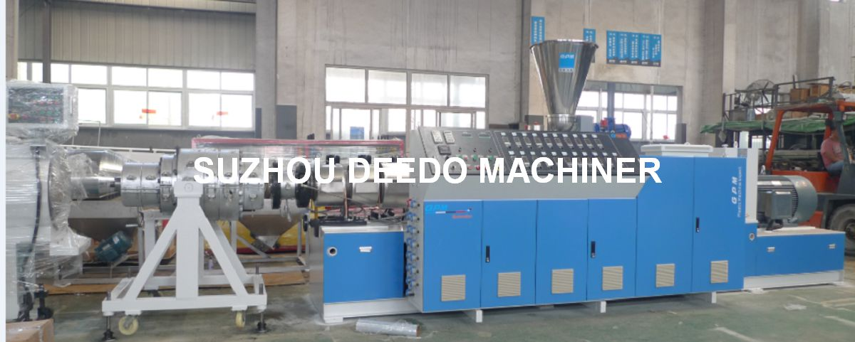 CPVC UPVC Pipe Extruder Machine Extrusion Line Machine