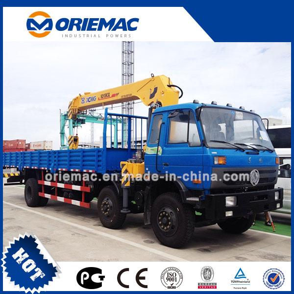 Djibouti - 1 Unit XCMG Truck-Mounted Crane XZJ5250JSQD