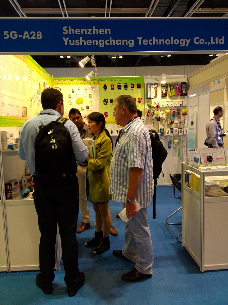 HKTDC Electronic Fair Apr.13-16,2015