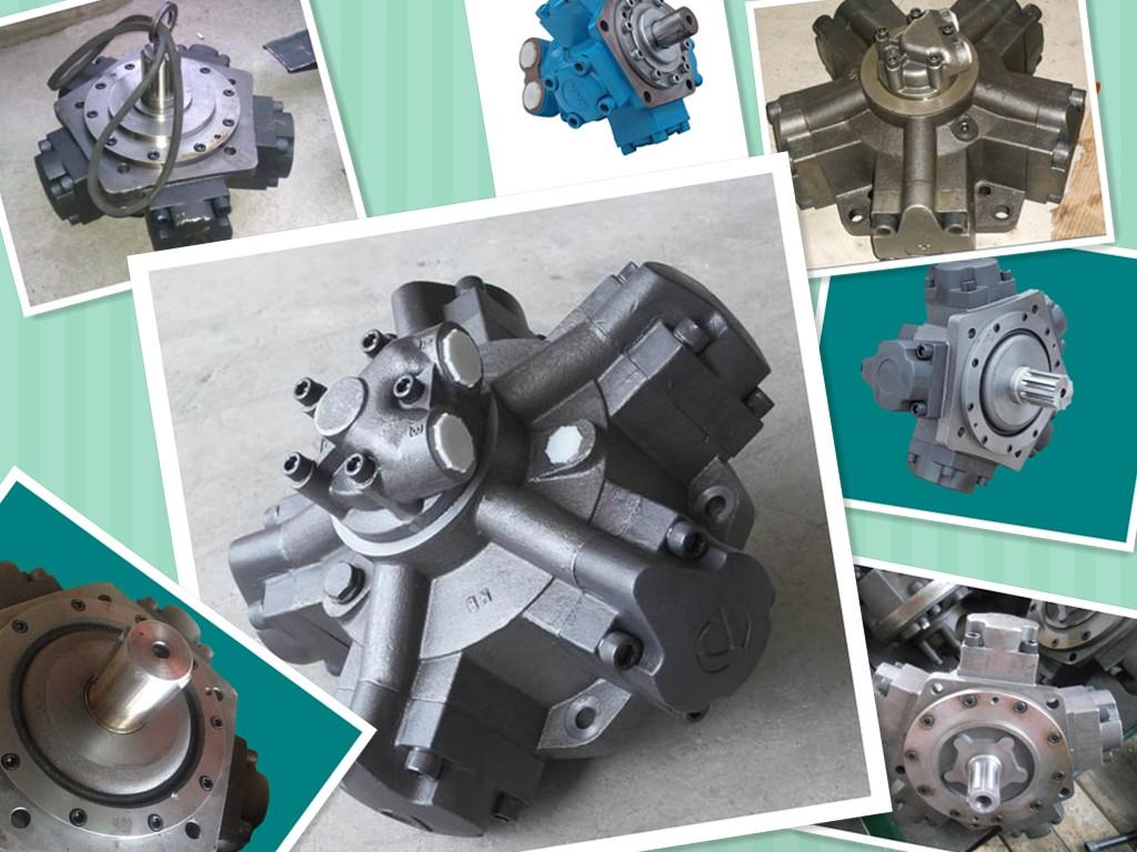 NAM series Hydraulic Motor